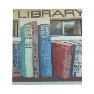 Biblioteca del condado de Saguache, Colorado Libretas Para Notas