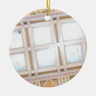 Biblioteca del Congreso del techo Ornamente De Reyes