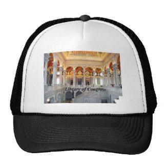 Biblioteca del Congreso Gorros