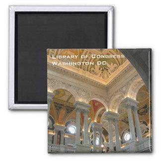 Biblioteca del Congreso Imán Cuadrado