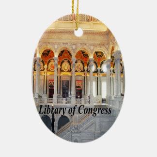 Biblioteca del Congreso Ornamento De Reyes Magos