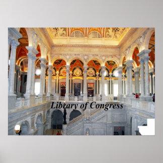 Biblioteca del Congreso Posters