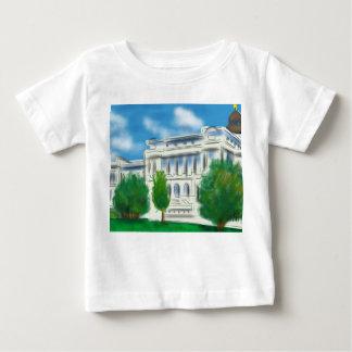 Biblioteca del Congreso Playera Para Bebé