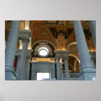 Biblioteca del Congreso Póster