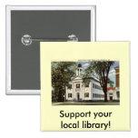 Biblioteca, Lenox, vintage 1932 de Massachusetts Pin