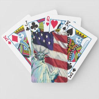 Biblioteca líquida 4 barajas de cartas