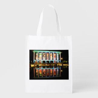 Biblioteca nacional - Canberra Bolsas Reutilizables
