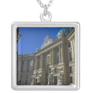 Biblioteca nacional, Hofburg (palacio imperial) Collar Plateado