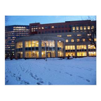 Biblioteca pública de Denver Tarjeta Postal
