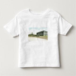 Biblioteca pública y capitolio del estado, Denver, Tee Shirts