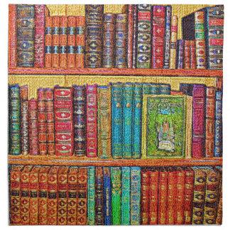 Biblioteca Servilletas De Papel