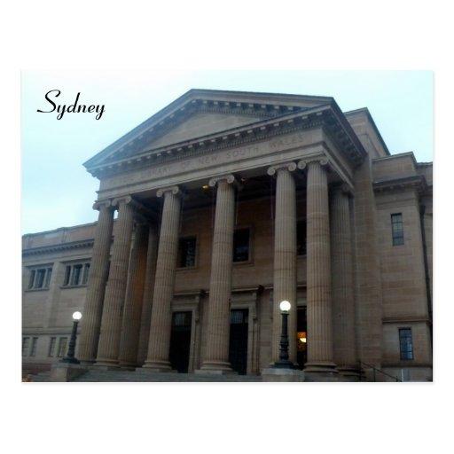 biblioteca Sydney Postal