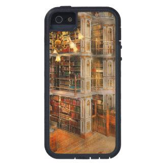 Biblioteca - una obra clásica literaria 1905 funda para iPhone SE/5/5s