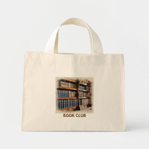 Biblioteca y libros medievales de las ilustracione bolsas