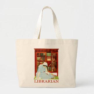 Bibliotecario de Coles Phillips Bolsa De Mano