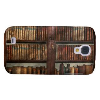 Bibliotecario - en la biblioteca funda samsung s4