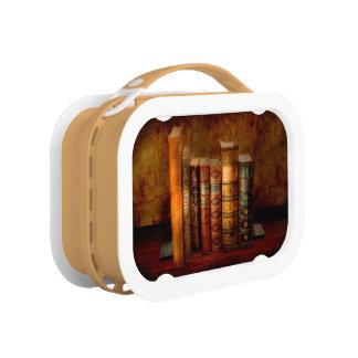 Bibliotecario - escritor - libros anticuarios
