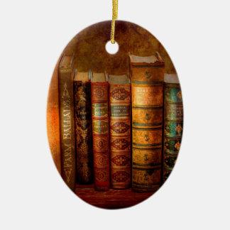 Bibliotecario - escritor - libros anticuarios ornato