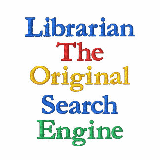Bibliotecario, original, búsqueda, motor