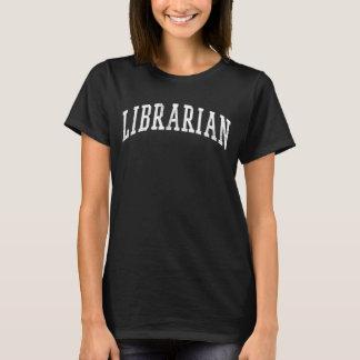 Bibliotecario Playera