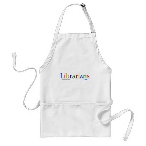 bibliotecarios el Search Engine original Delantal