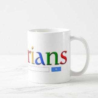 bibliotecarios el Search Engine original Tazas De Café