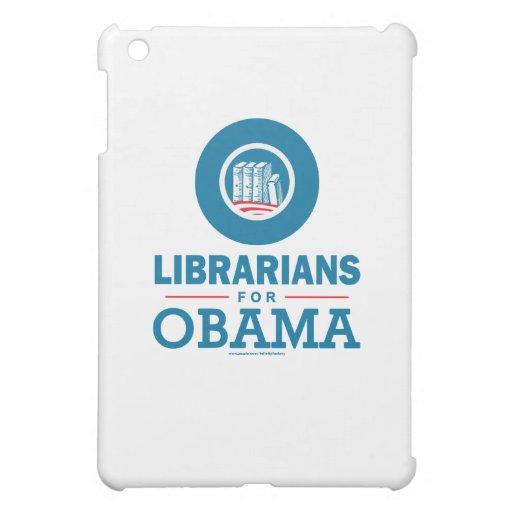 Bibliotecarios para Obama