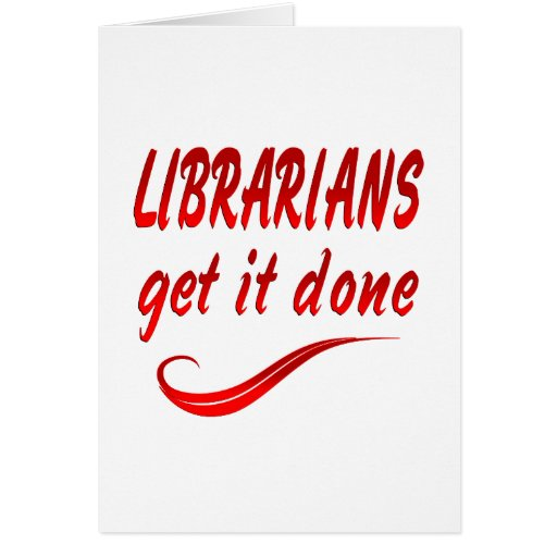 Bibliotecarios Tarjetón