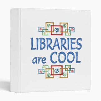 Bibliotecas frescas