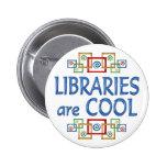 Bibliotecas frescas pin