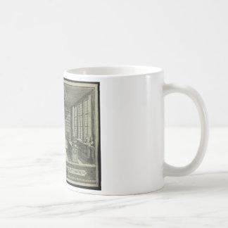 Bibliotha universalis coffee mug