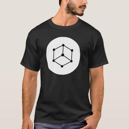 Bibox Token Crypto Cryptocurrency Blockchain Coin  T_Shirt