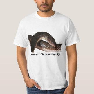 Bibron's Burrowing Asp Value T-Shirt