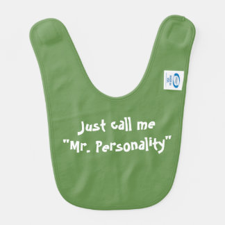 Bibs with funny sayings to brighten your day!