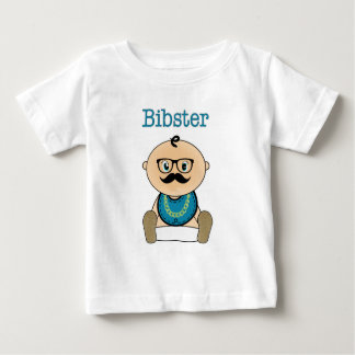 Bibster - Baby HIpster Shirt