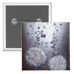 Bicarbonate of soda tablets in water pin