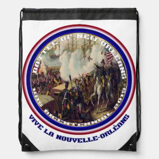 Bicentenario de la batalla de New Orleans leído Mochila