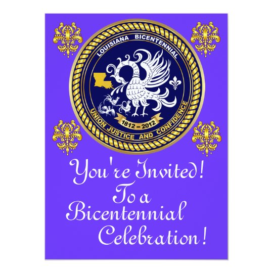 "Bicentennial 6.5"" x 8.75""  Important Notes Below Card"