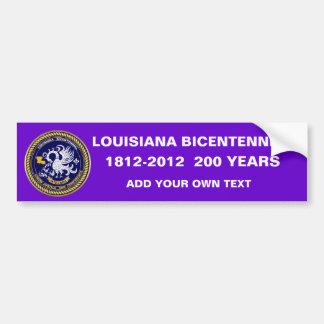 Bicentennial Louisiana Mardi Gras Party See Notes Bumper Stickers