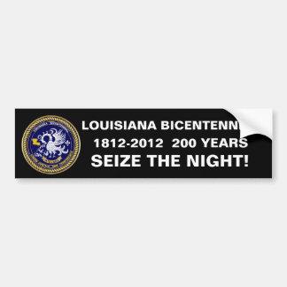 Bicentennial Louisiana Mardi Gras Party See Notes Bumper Sticker