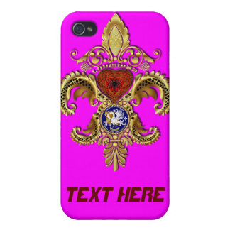 Bicentennial Louisiana Mardi Gras Party See Notes iPhone 4/4S Cases