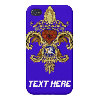 Bicentennial Louisiana Mardi Gras Party See Notes iPhone 4/4S Case