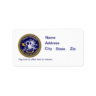 Bicentennial Louisiana Mardi Gras Party See Notes Personalized Address Label