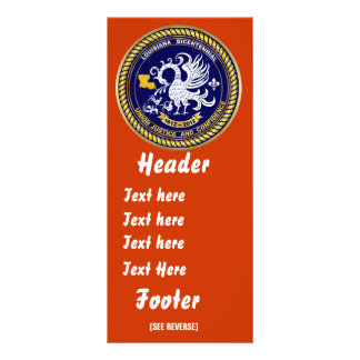 Bicentennial Louisiana Mardi Gras Party See Notes Custom Rack Cards