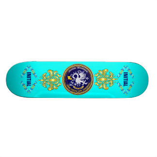 Bicentennial Louisiana Mardi Gras Party See Notes Skateboard Deck