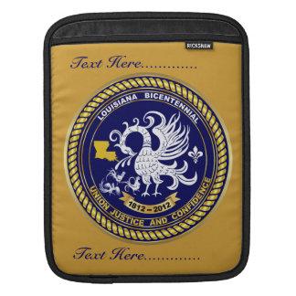 Bicentennial Louisiana Over 30 Colors See Notes iPad Sleeve