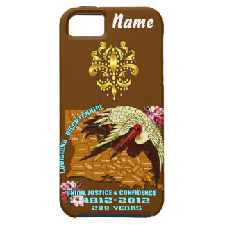 Bicentennial Louisiana  Party See Notes iPhone SE/5/5s Case