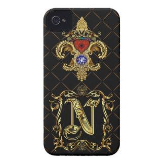 Bicentennial Monogram N iphone 4/4S Case Mate