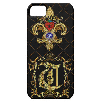 Bicentennial Monogram T iphone 5 Case Mate