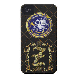 Bicentennial Monogram Z  iphone 4/4S Case Mate
